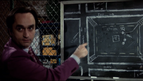 John Cazale discusses the plan to tap the untappable conversation